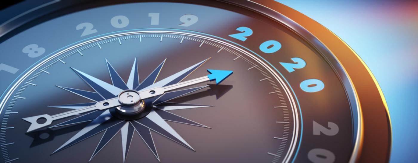 Compass 2020 i Stock 1182461815