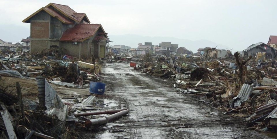 Disaster grantmaking in a post-tsunami world