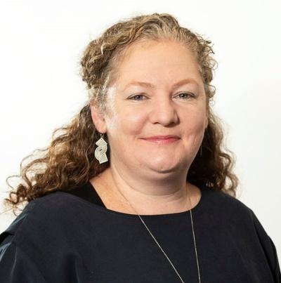 Kathy Richardson Pic by Ellen Smith