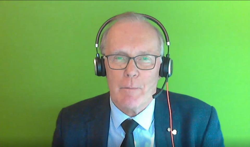 Former deputy NSW Ombudsman Chris Wheeler
