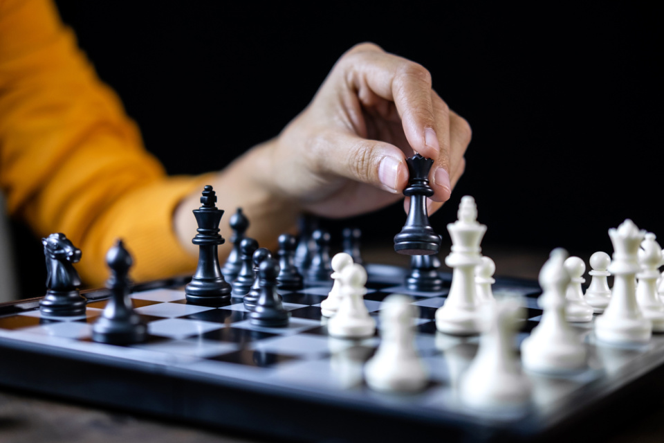 Chess i Stock 1071651992